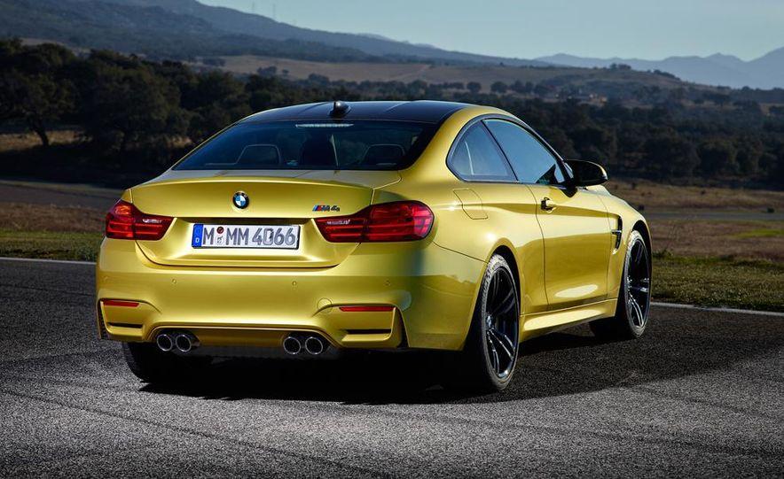 2015 BMW M4 coupe - Slide 26