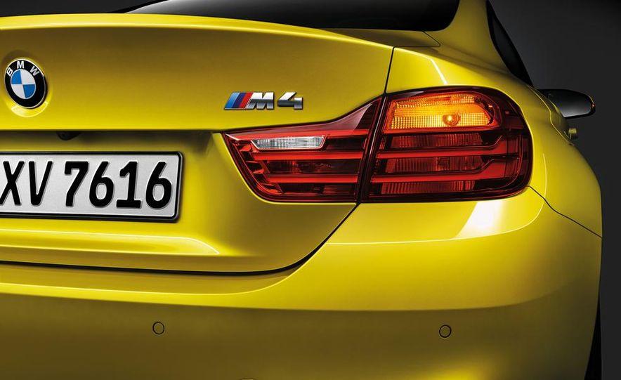 2015 BMW M4 coupe - Slide 34