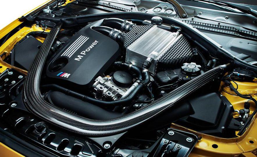 2015 BMW M4 coupe - Slide 11