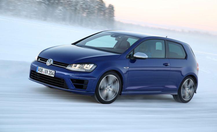 2015 Volkswagen Golf R Euro-Spec
