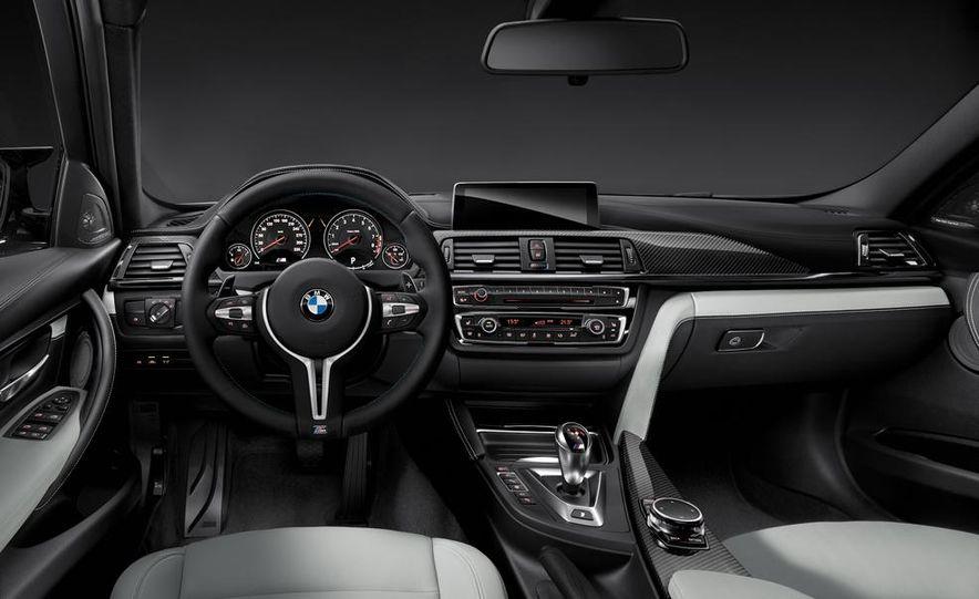 2015 BMW M3 sedan - Slide 35