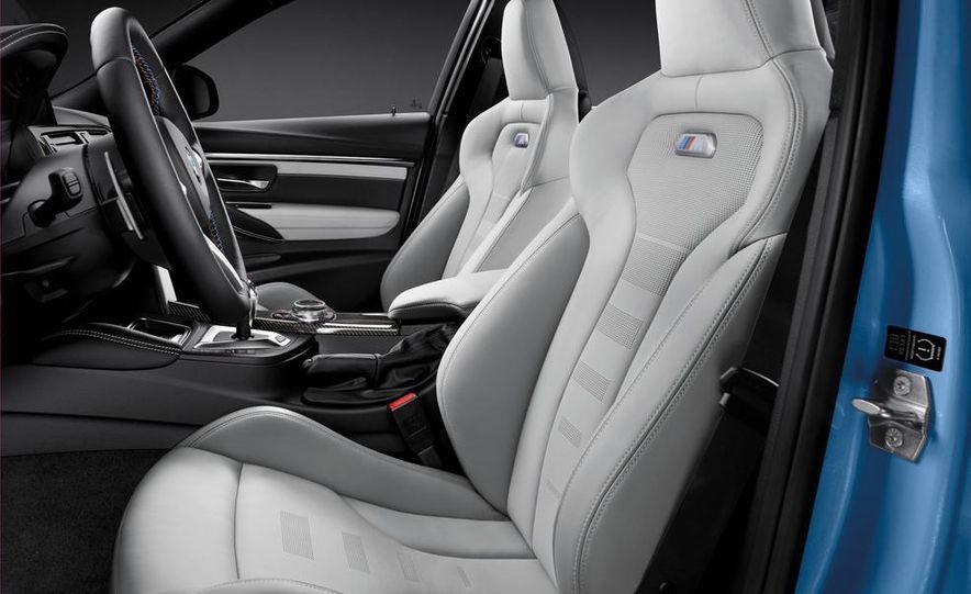2015 BMW M3 sedan - Slide 36