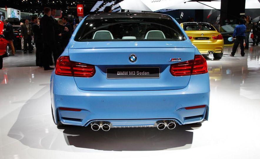 2015 BMW M3 sedan - Slide 9