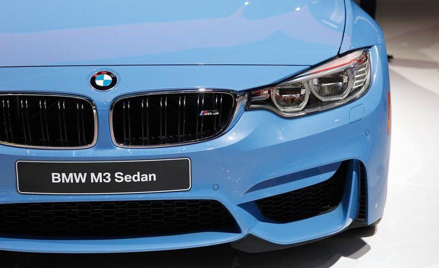 2015 BMW M3 sedan - Slide 12