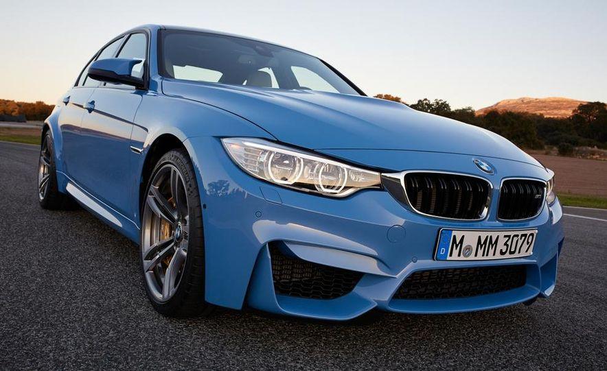 2015 BMW M3 sedan - Slide 25