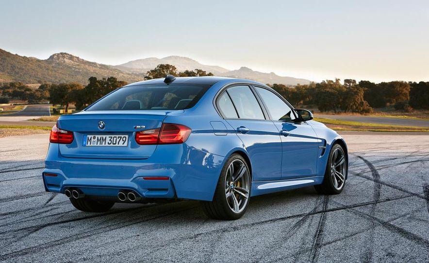 2015 BMW M3 sedan - Slide 28