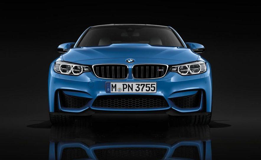2015 BMW M3 sedan - Slide 30