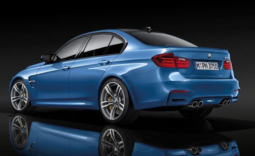 2015 BMW M3 sedan - Slide 31