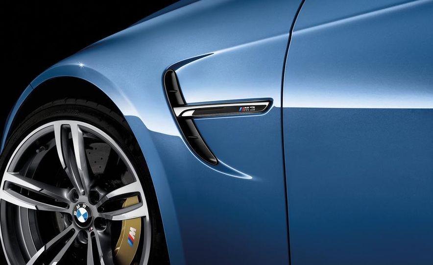 2015 BMW M3 sedan - Slide 34