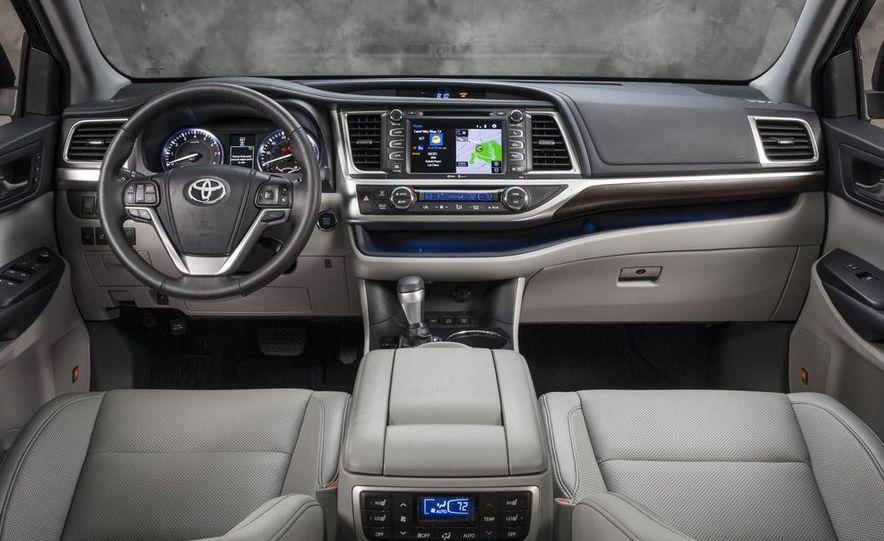 2014 Toyota Highlander Limited AWD - Slide 30