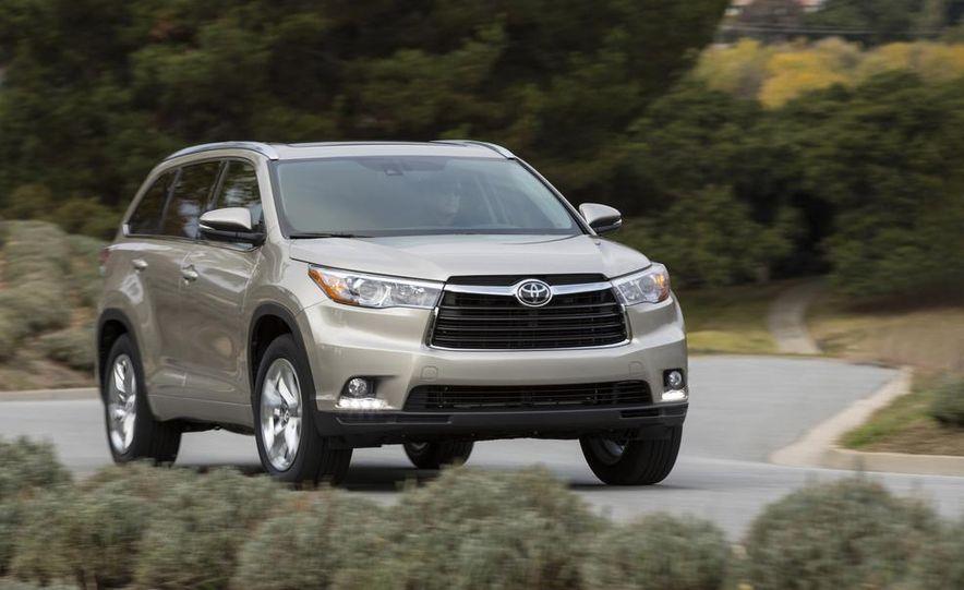 2014 Toyota Highlander Limited AWD - Slide 6