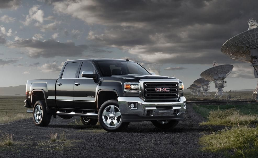 GMC Sierra 2500HD Reviews  GMC Sierra 2500HD Price Photos and