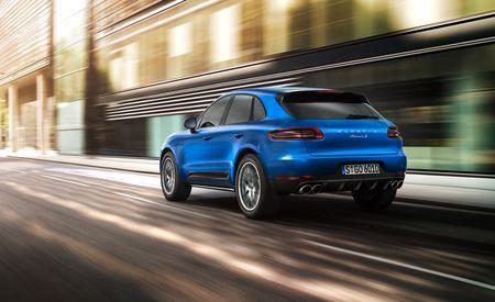 2015 Porsche Macan S / Turbo