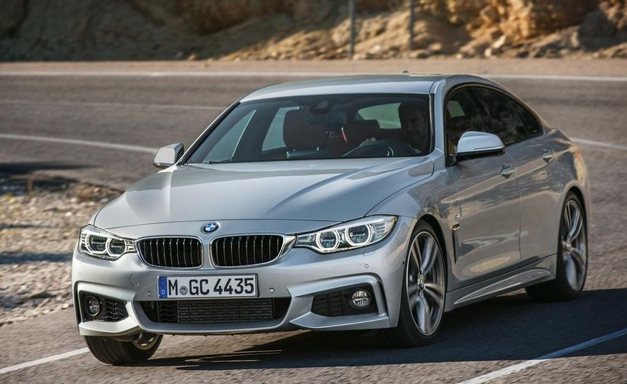 2015 BMW 435i Gran Coupe M Sport - Slide 19