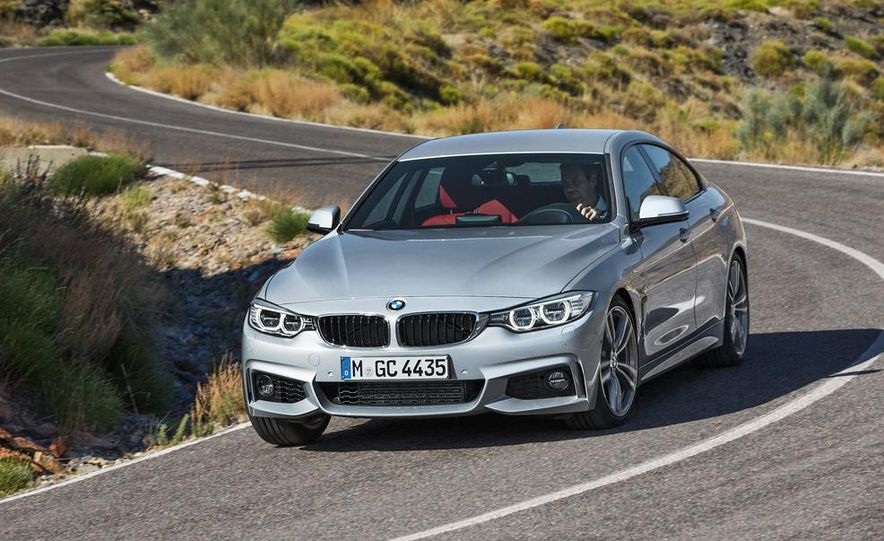 2015 BMW 435i Gran Coupe M Sport - Slide 20