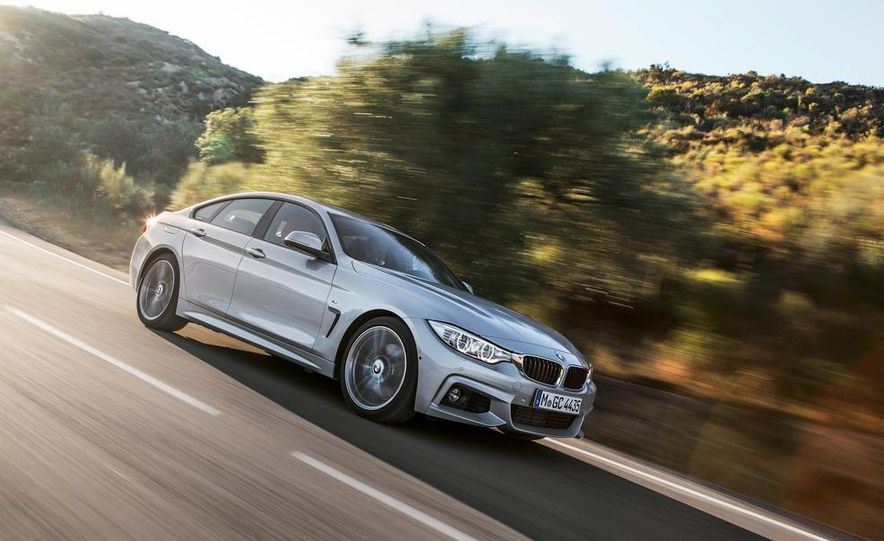 2015 BMW 435i Gran Coupe M Sport - Slide 23