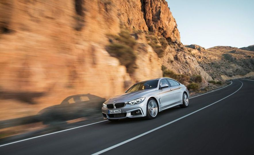 2015 BMW 435i Gran Coupe M Sport - Slide 25