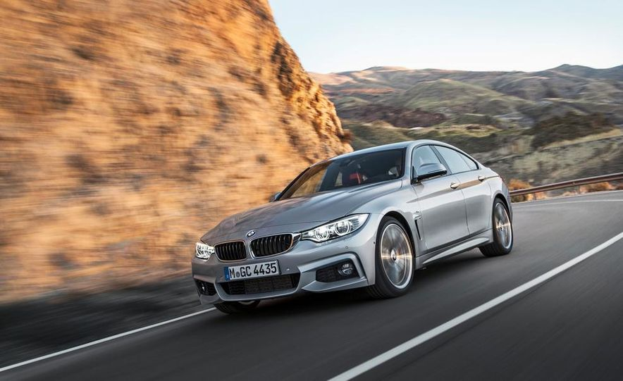 2015 BMW 435i Gran Coupe M Sport - Slide 26