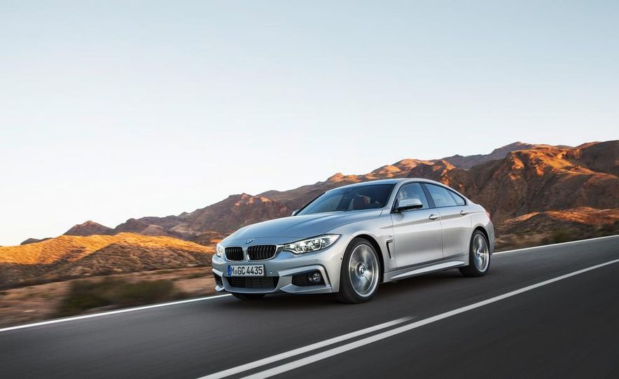 2015 BMW 435i Gran Coupe M Sport - Slide 27