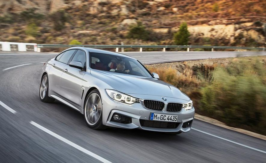 2015 BMW 435i Gran Coupe M Sport - Slide 29