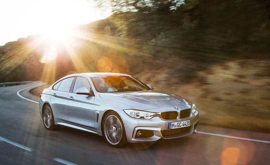 2015 BMW 435i Gran Coupe M Sport - Slide 30