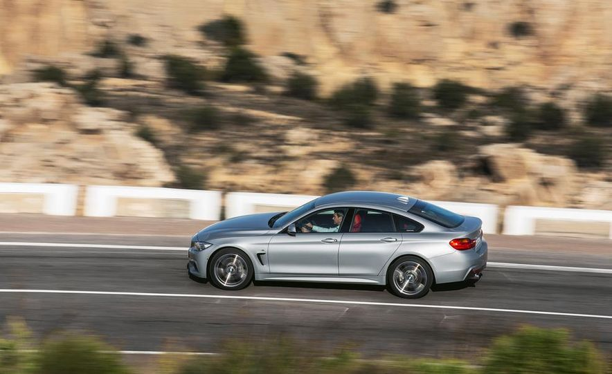 2015 BMW 435i Gran Coupe M Sport - Slide 31