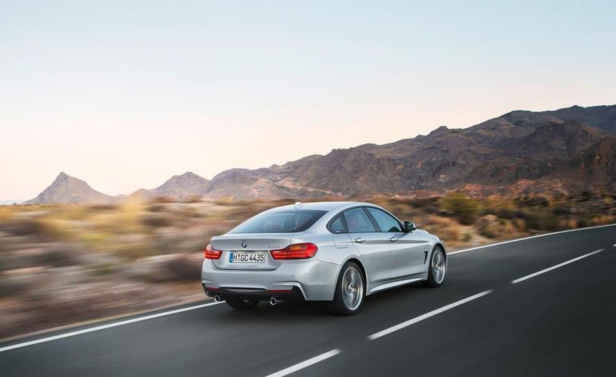 2015 BMW 435i Gran Coupe M Sport - Slide 32