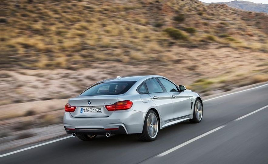 2015 BMW 435i Gran Coupe M Sport - Slide 33