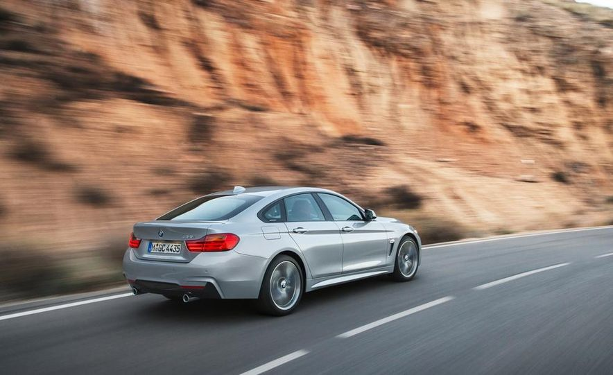 2015 BMW 435i Gran Coupe M Sport - Slide 34
