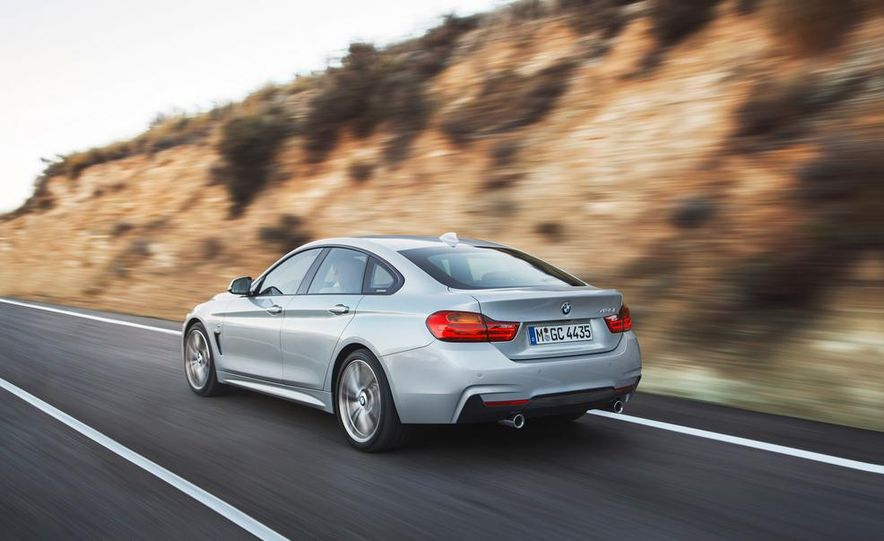 2015 BMW 435i Gran Coupe M Sport - Slide 37