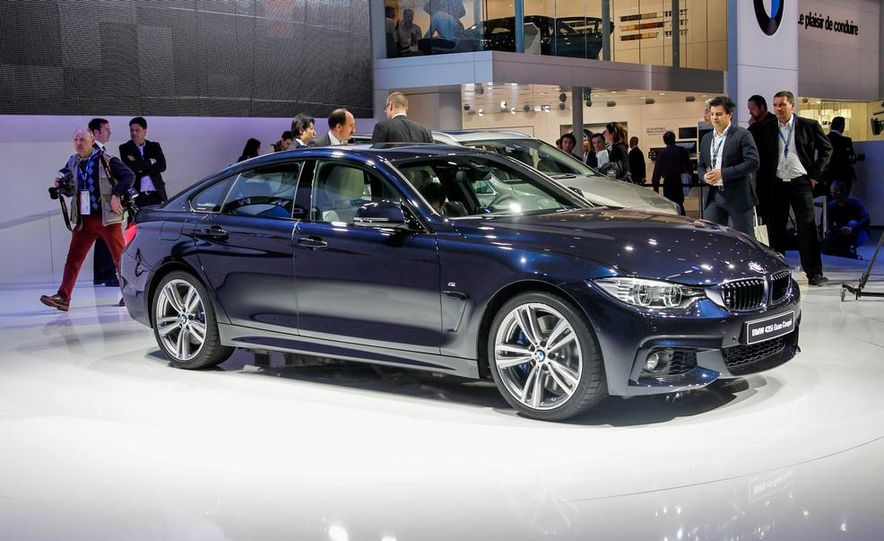 2015 BMW 435i Gran Coupe M Sport - Slide 1
