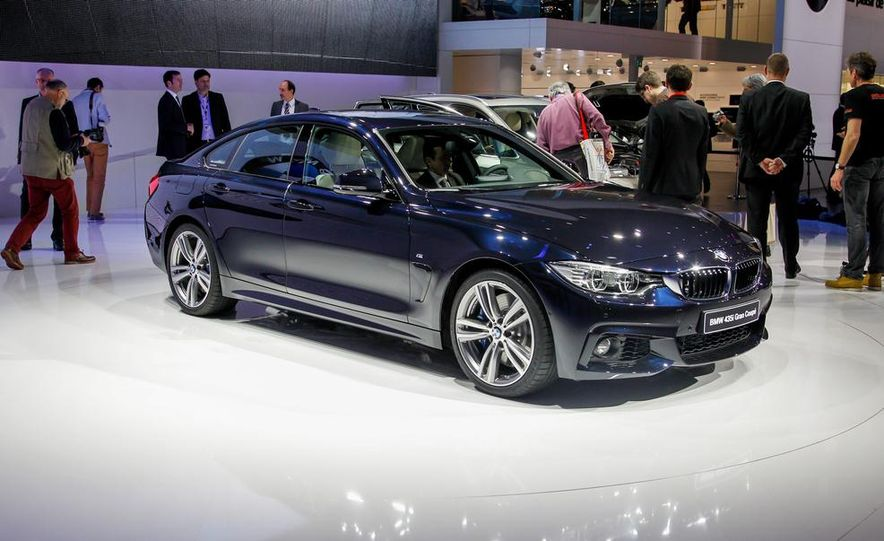 2015 BMW 435i Gran Coupe M Sport - Slide 2