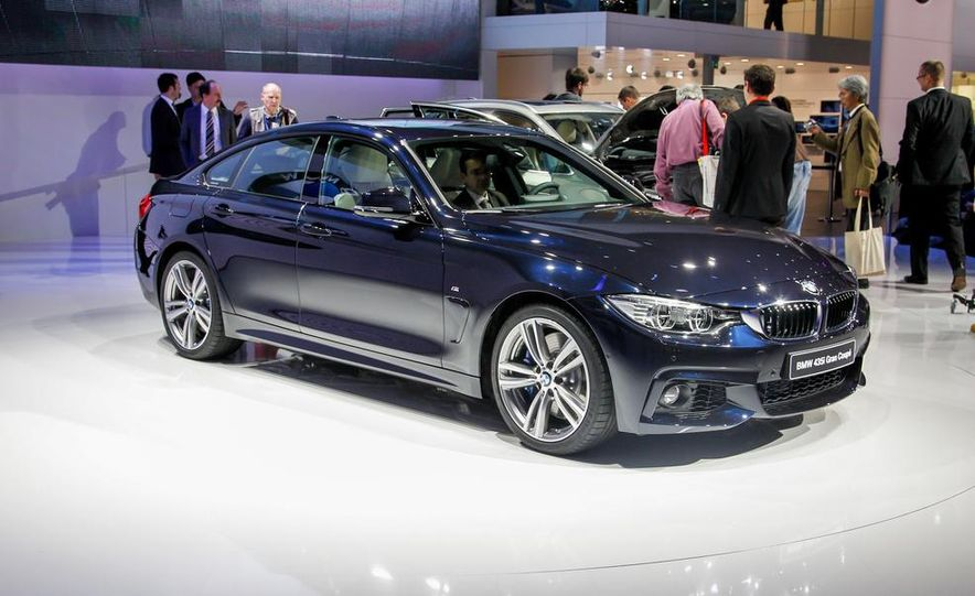 2015 BMW 435i Gran Coupe M Sport - Slide 3