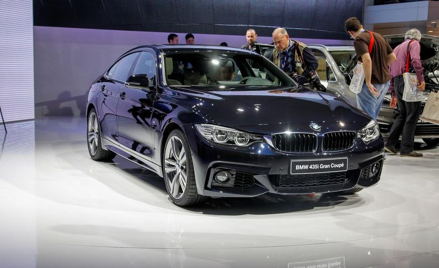 2015 BMW 435i Gran Coupe M Sport - Slide 4