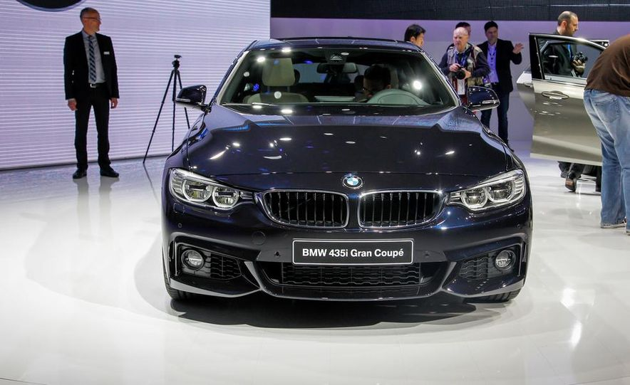 2015 BMW 435i Gran Coupe M Sport - Slide 5