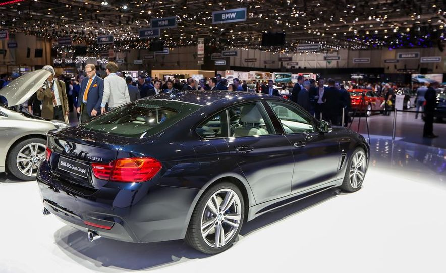 2015 BMW 435i Gran Coupe M Sport - Slide 7