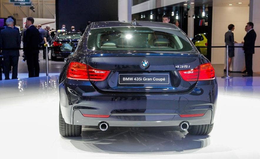 2015 BMW 435i Gran Coupe M Sport - Slide 10