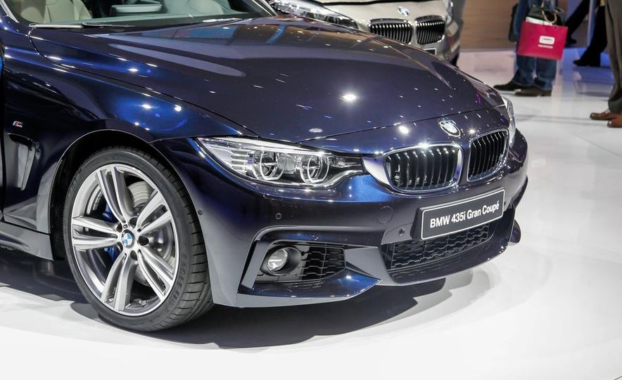 2015 BMW 435i Gran Coupe M Sport - Slide 14