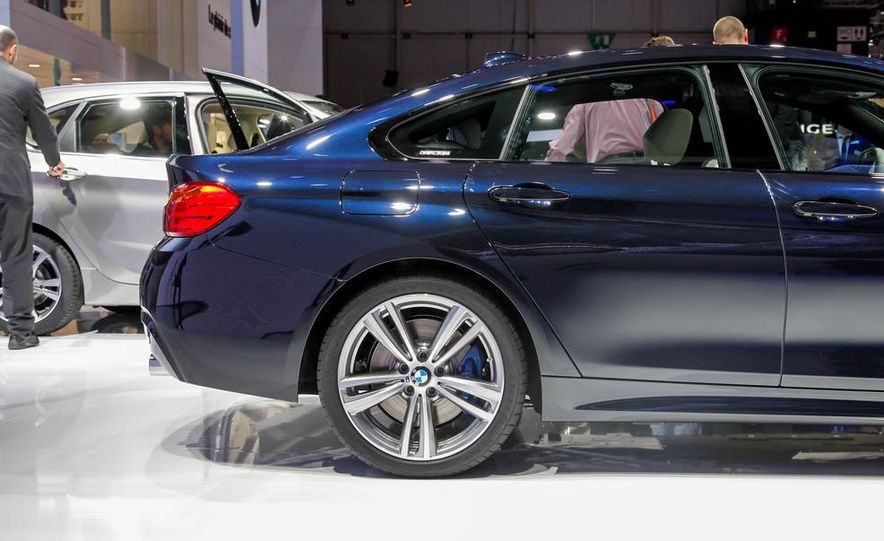 2015 BMW 435i Gran Coupe M Sport - Slide 16
