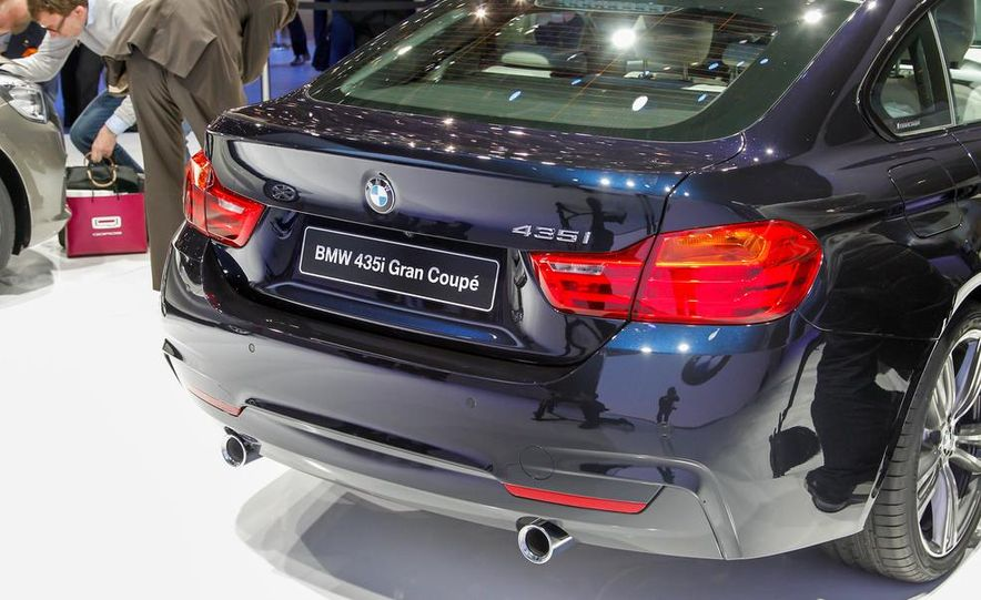 2015 BMW 435i Gran Coupe M Sport - Slide 17