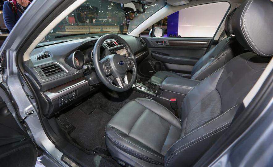 2015 Subaru Legacy - Slide 19
