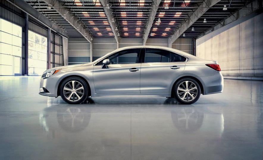2015 Subaru Legacy - Slide 25
