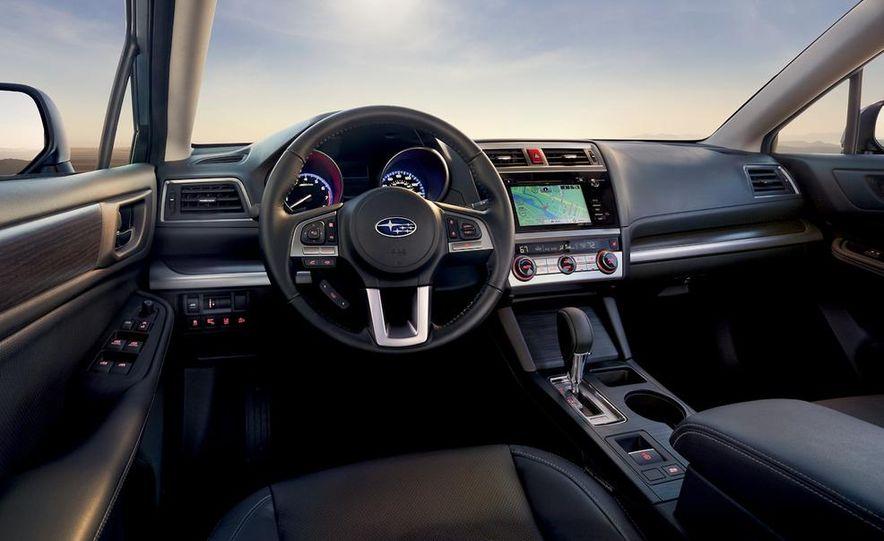 2015 Subaru Legacy - Slide 28