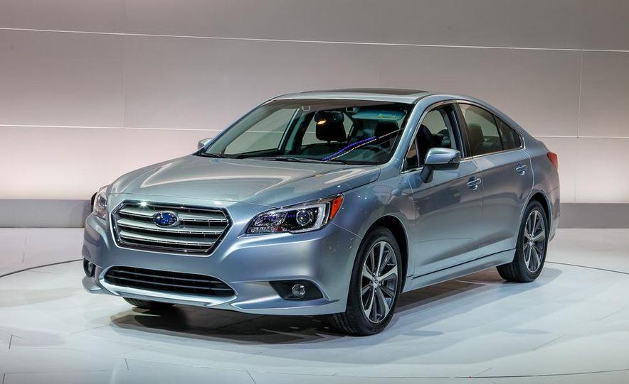 2015 Subaru Legacy - Slide 5