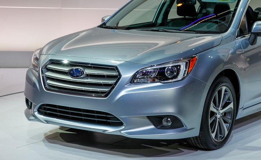 2015 Subaru Legacy - Slide 7