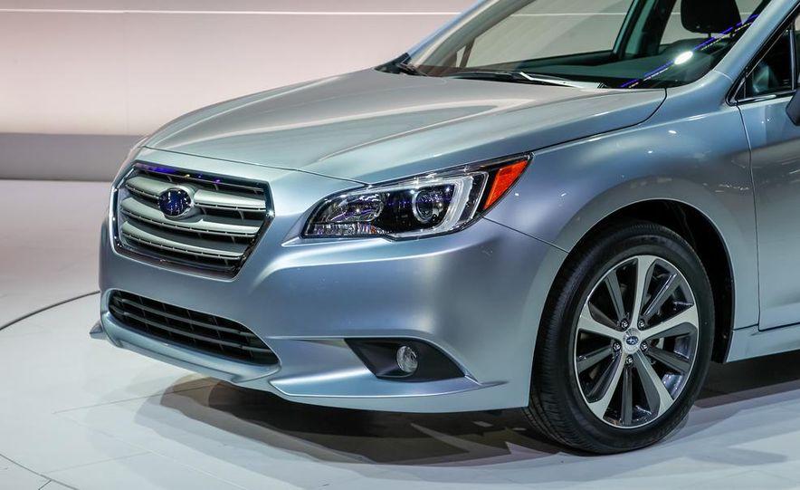 2015 Subaru Legacy - Slide 8