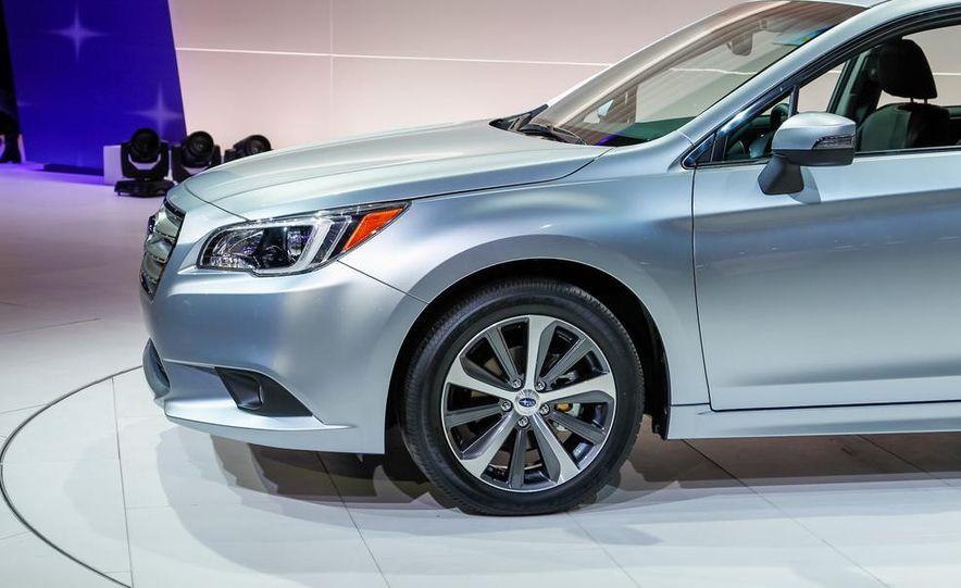 2015 Subaru Legacy - Slide 11