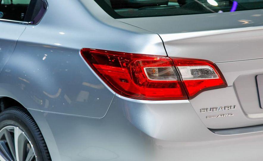 2015 Subaru Legacy - Slide 16