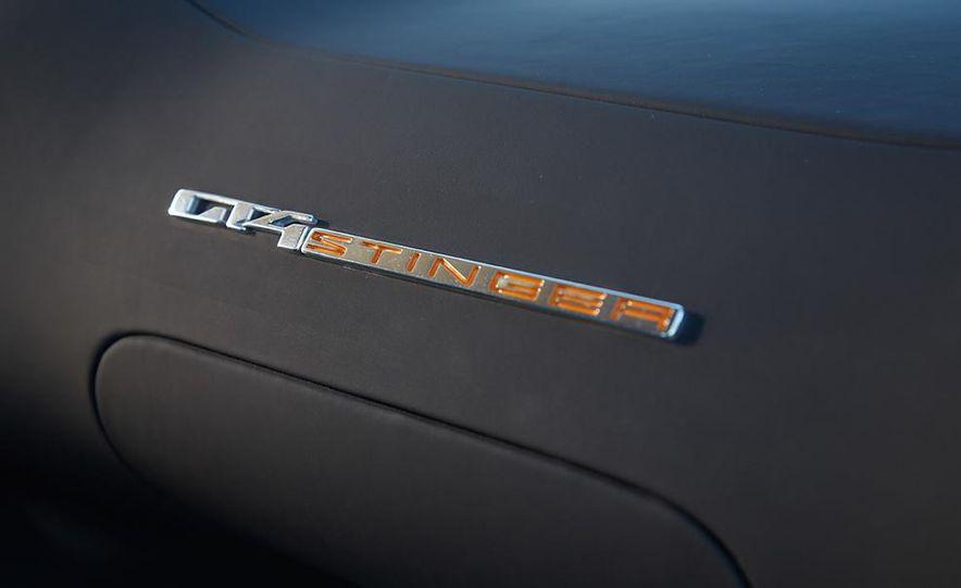 Kia GT4 Stinger concept - Slide 42