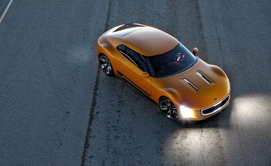 Kia GT4 Stinger concept - Slide 21